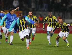 Fenerbahce x Kayserispor (Foto: Divulgação / Site oficial do Fenerbahce)