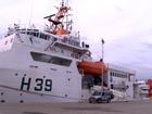 Navio da Marinha que estuda lama no Rio Doce é fruto de acordo com a Vale