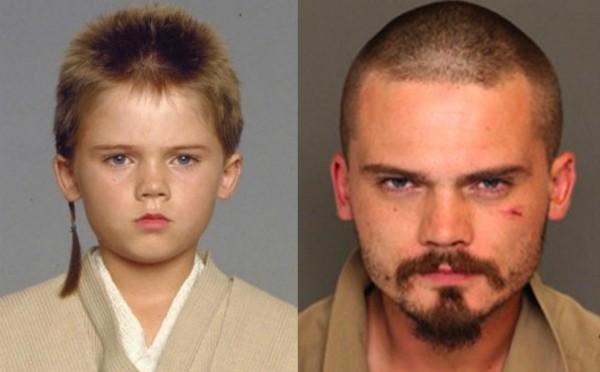 Jake Lloyd interpretou Anakin Skywalker em 'Star Wars: Episódio I - A Ameaça Fantasma' (1999) (Foto: Reprodução)