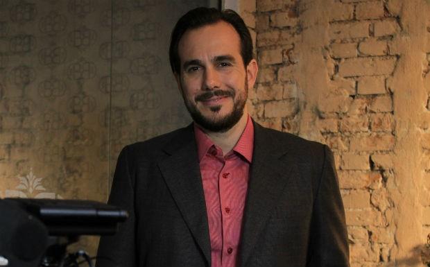 Marcelo Cunha Bueno (Foto: Divulgao GNT)