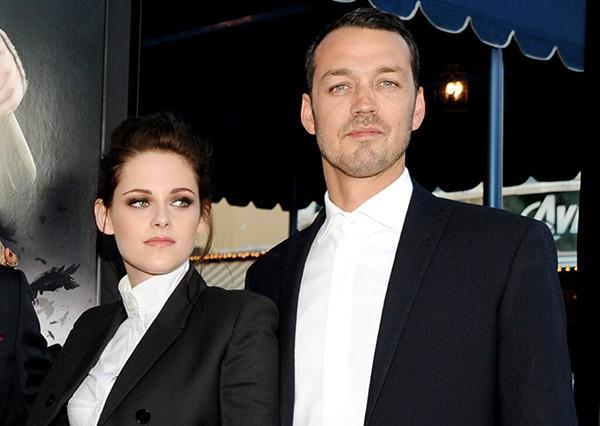 Kristen Stewart e Rupert Sanders (Foto: Getty Images)