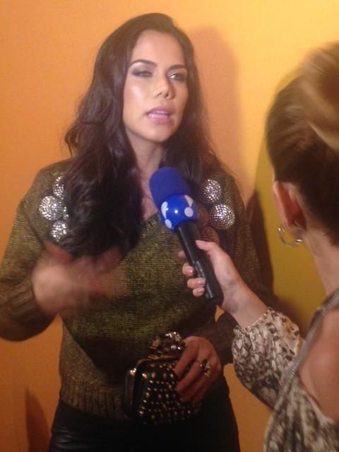 Daniela Albuquerque (Foto: Ego)