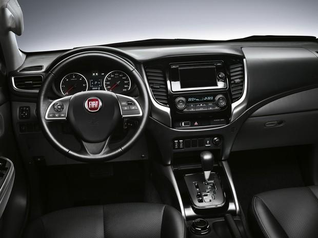 Fiat Fullback (Foto: Divulgação)