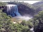 Vale do Itararé é opção para dias de folga com trilha, cachoeira e cânion