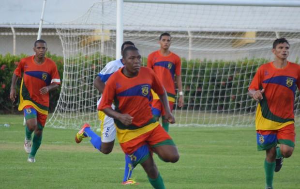 Socorrense vence o Boca Júnior (Foto: Thiago Barbosa)