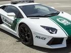 Lista reúne Lamborghini e outros supercarros usados pela polícia