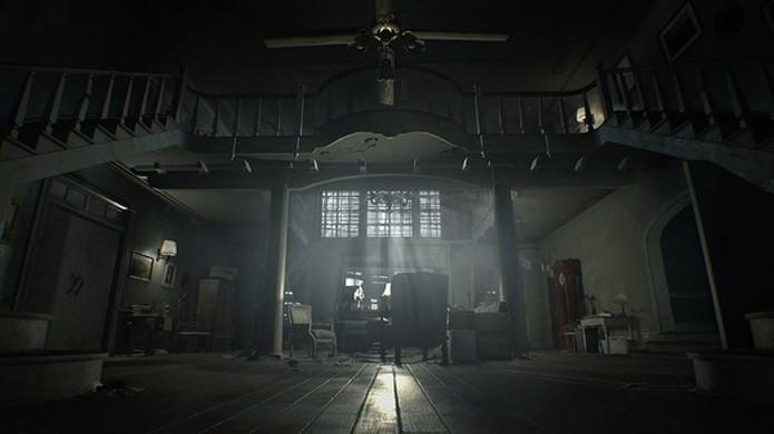 Mesmo após terminarem Resident Evil 7 jogadores poderão esperar voltar à mansão Baker através de DLCs (Foto: Reprodução/Steam)
