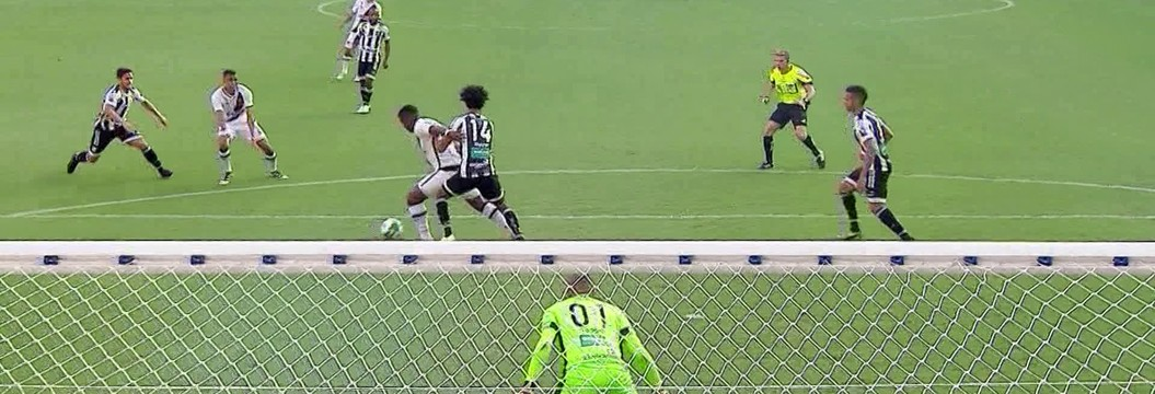Vasco x Ceará - Campeonato Brasileiro Série B 2016 - globoesporte.com 8a2e17e89efde