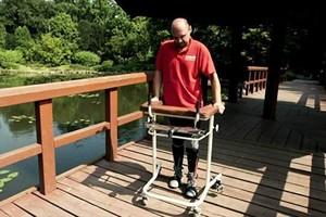 Fantástico mostra detalhes de tratamento para paraplégico voltar a andar (Rede Globo)