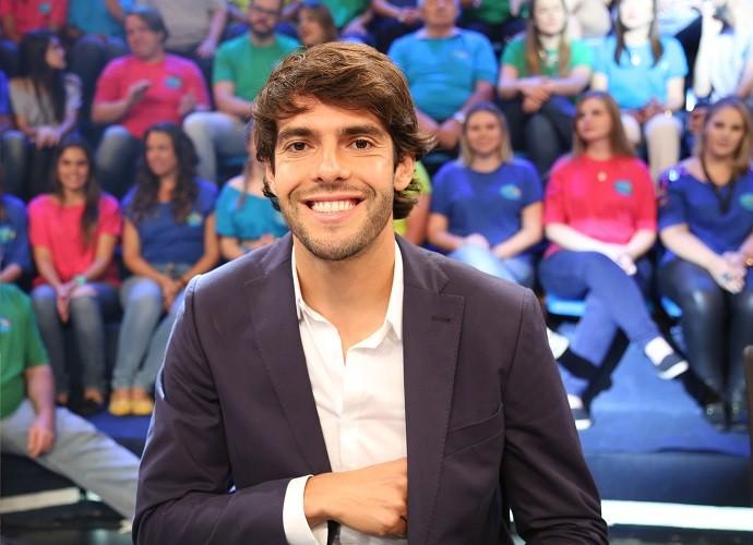 O jogador foi um dos jurados do 'Dança dos Famosos' (Foto: Carol Caminha/Gshow)