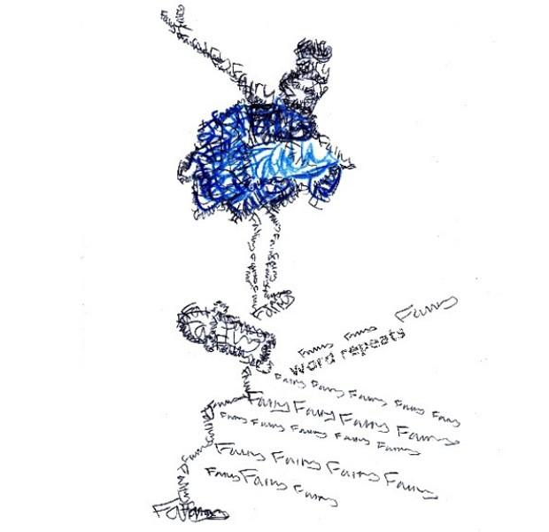 Ilustração homenageia 'fada skatista', Rayssa Leal (Foto: Tom Wareing)