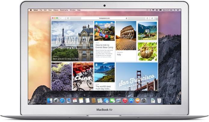 Mac OS X Yosemite ganha primeira atualização para corrigir bugs (Foto: Divulgação) (Foto: Mac OS X Yosemite ganha primeira atualização para corrigir bugs (Foto: Divulgação))