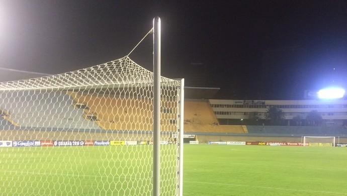 Serra Dourada (Foto: Sílvio Túlio/GloboEsporte.com)