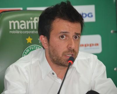 Lucas Andrino Guarani (Foto: Murilo Borges)