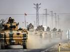 Turquia envia mais tanques ao território sírio