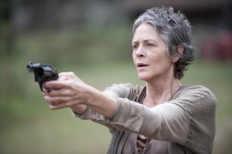 Carol (Melissa McBride), de 'The walking dead' (Foto: Reprodução da internet)