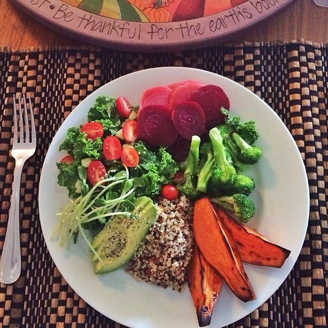 Jantar cedo é um dos truques da top (Foto: Reprodução/ Instagram)
