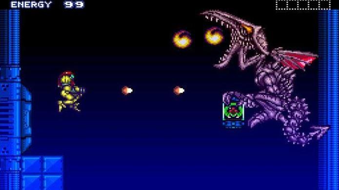 Super Metroid oferecia o ápice da ação e exploração no Super Nintendo (Foto: Reprodução/Tradera)
