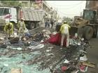 Ataques em Bagdá reivindicados pelo EI matam mais de 160