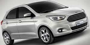 Ford Ka Concept (Foto: Divulgação)