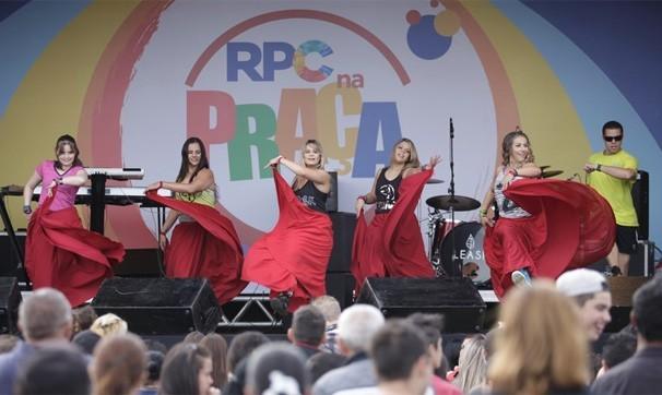 Venha se divertir com mais uma edição do RPC na Praça, em Maringá (Foto:  Luiz Renato Correa/RPC)
