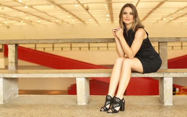 Bruna Thedy  (Foto: Iwi Onodera / EGO)