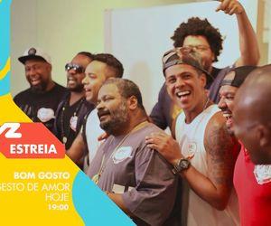 """TVZ estreia o novo clipe do Bom Gosto, """"Gesto de Amor"""", nesta quarta (19)"""