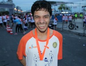 Corrida do Respeito em Manaus (Foto: Isabella Pina)