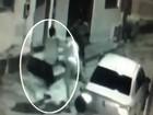 Vídeo mostra bombeiro sendo esfaqueado em briga com pichadores