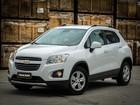 Chevrolet lança versão de entrada do Tracker por R$ 76.990