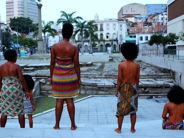 Elekô, 'a experiência audiovisual de fazer-se e afirmar-se na loucura das condições de ser negra e mulher', descrevem os produtores (Foto: Divulgação/Festival Visões Periféricas)