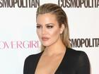 Khloe Kardashian sobre problemas de autoestima: 'Sempre fui a irmã gorda'