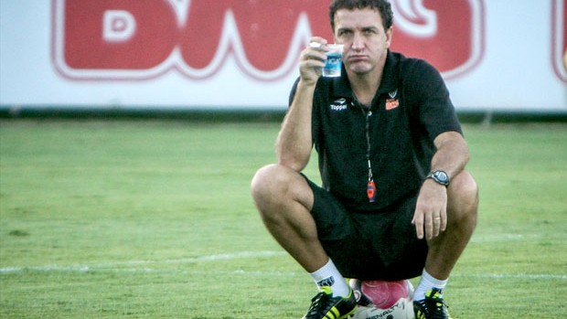 Cuca pode ser bicampeão mineiro (Foto: Bruno Cantini / Site Oficial do Atlético-MG)