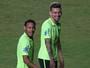 Conselhos de Neymar, foco no Santos e novo título: Lucas Lima se reencontra