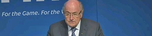 Blatter renuncia e Fifa terá nova eleição (Blatter renuncia e Fifa terá nova eleição (Blatter renuncia à presidência da Fifa  (AO VIVO: Blatter renuncia à presidência da Fifa e convoca nova eleição (AO VIVO: Blatter renuncia à presidência da Fifa e convoca nova eleição (AO VIVO: Blatter renuncia à)