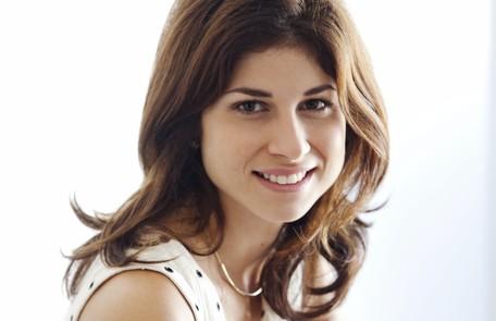 A atriz gravou as primeiras cenas nos Lençóis Maranhenses, com Sérgio Guizé Ana Branco