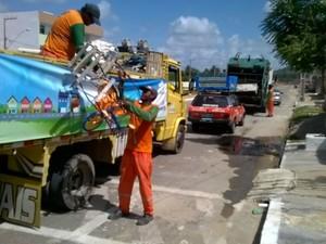 Operação Cata Bagulho vai recolher objetos antigos (Foto: Emsurb/Divulgação)