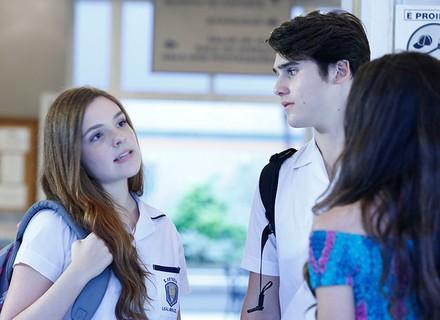Dani conta a verdade depois da expulsão de Luciana