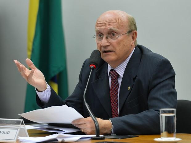 Osmar Serraglio (Foto: Fabio Rodrigues Pozzebom/Agência Brasil)