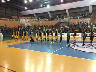 Sorocaba x Orlândia, Liga Paulista de Futsal (Foto: Guilherme Mansueto/ Magnus Futsal)