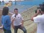 Sem tempo para treinos, técnico do Sanca prioriza conversa na Copinha