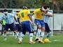 Seleção de futebol de 5 treina na Paraíba pensando nos jogos Rio 2016