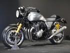 Honda prepara CB 1100 no estilo Café Racer e Africa Twin mais radical