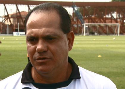 Waguinho Dias Treinador Técnico União Barbarense (Foto: Pedro Santana / EPTV)