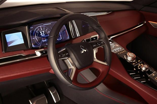 Mitsubishi GT-PHEV (Foto: Divulgação)