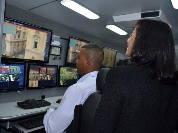Limeira terá ônibus equipado com câmeras para ação contra o crack (Foto: Secretaria da Justiça/Divulgação)