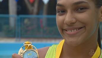 Amazonense conquista vaga para o  Mundial de Aquathlon, no México