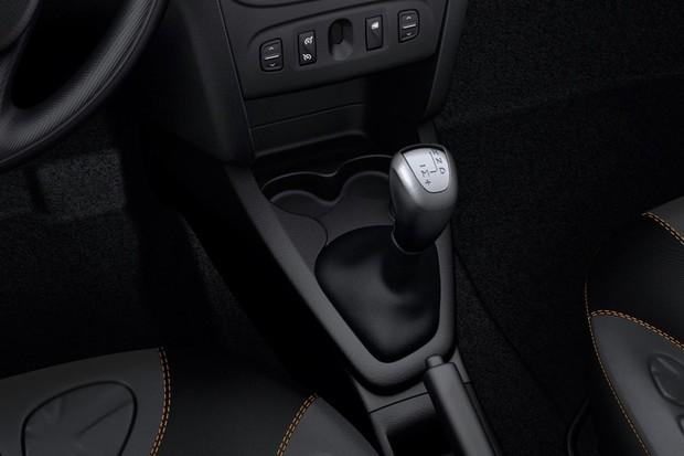 Câmbio Easy-R da Renault é um automatizado de operação diferente do Dualogic e família (Foto: Divulgação)