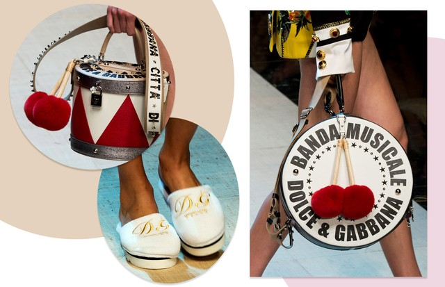 Logomania: Dolce & Gabbana (Foto: Reprodução, Getty, IMax Tree e Antonio Barros)