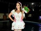 Renata Dominguez sonha em casar novamente: 'Quero uma família'